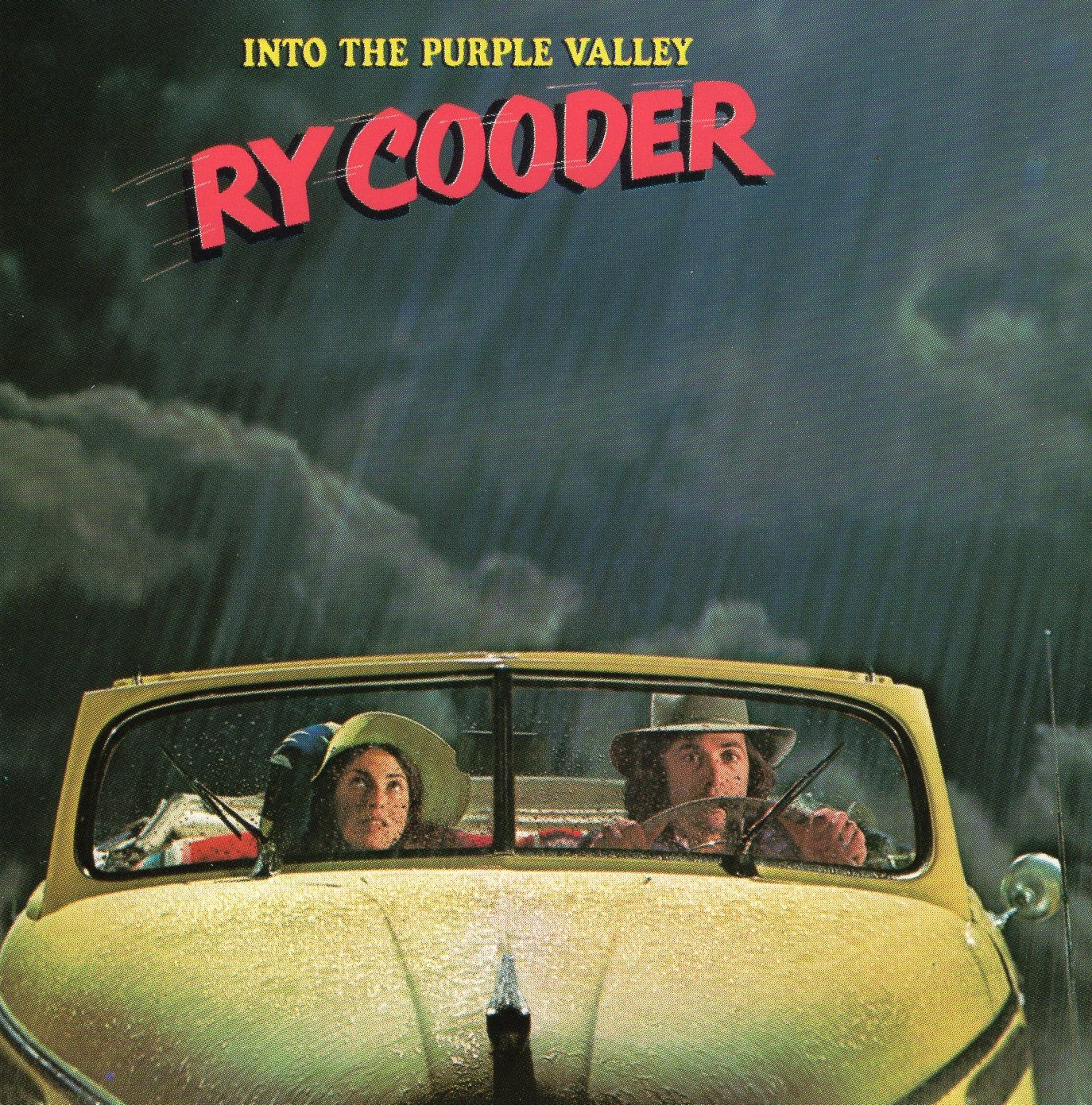 """Into The Purple Valley"" Ry Cooder"