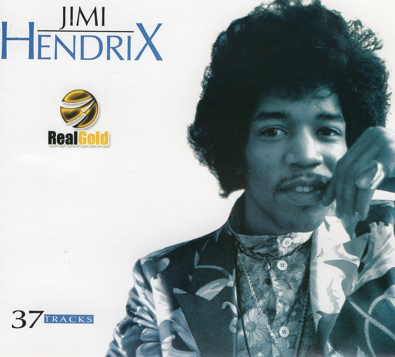 """Real Gold"" Jimi Hendrix"