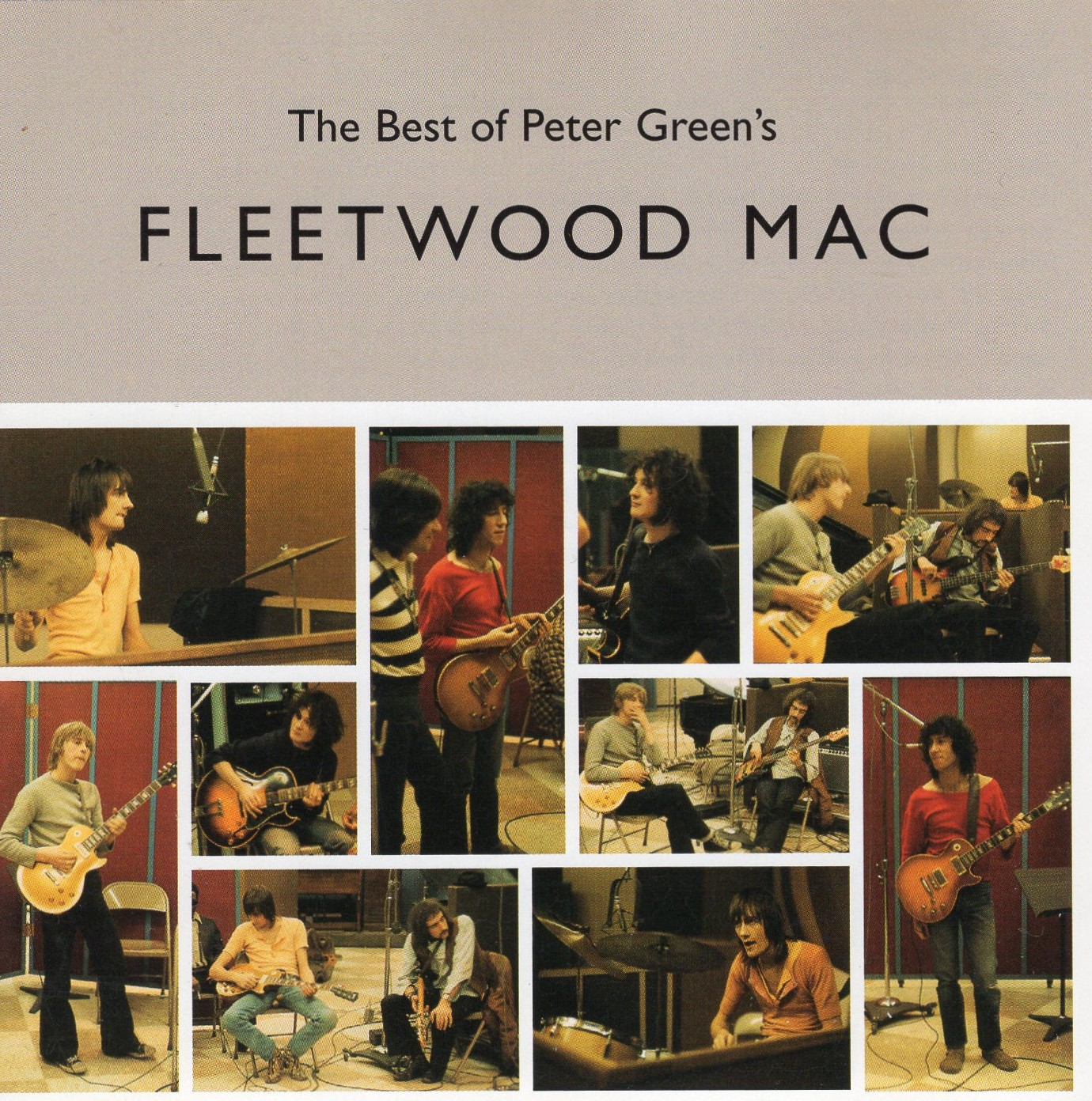 """The Best of Peter Green's Fleetwood Mac"" Fleetwood Mac"