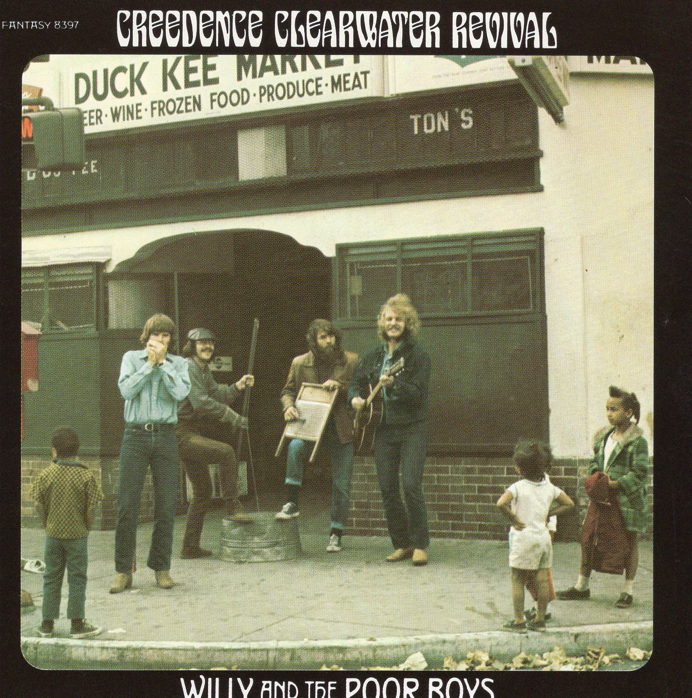 """Duck Kee Market"" Creedence Clearwater Revival"