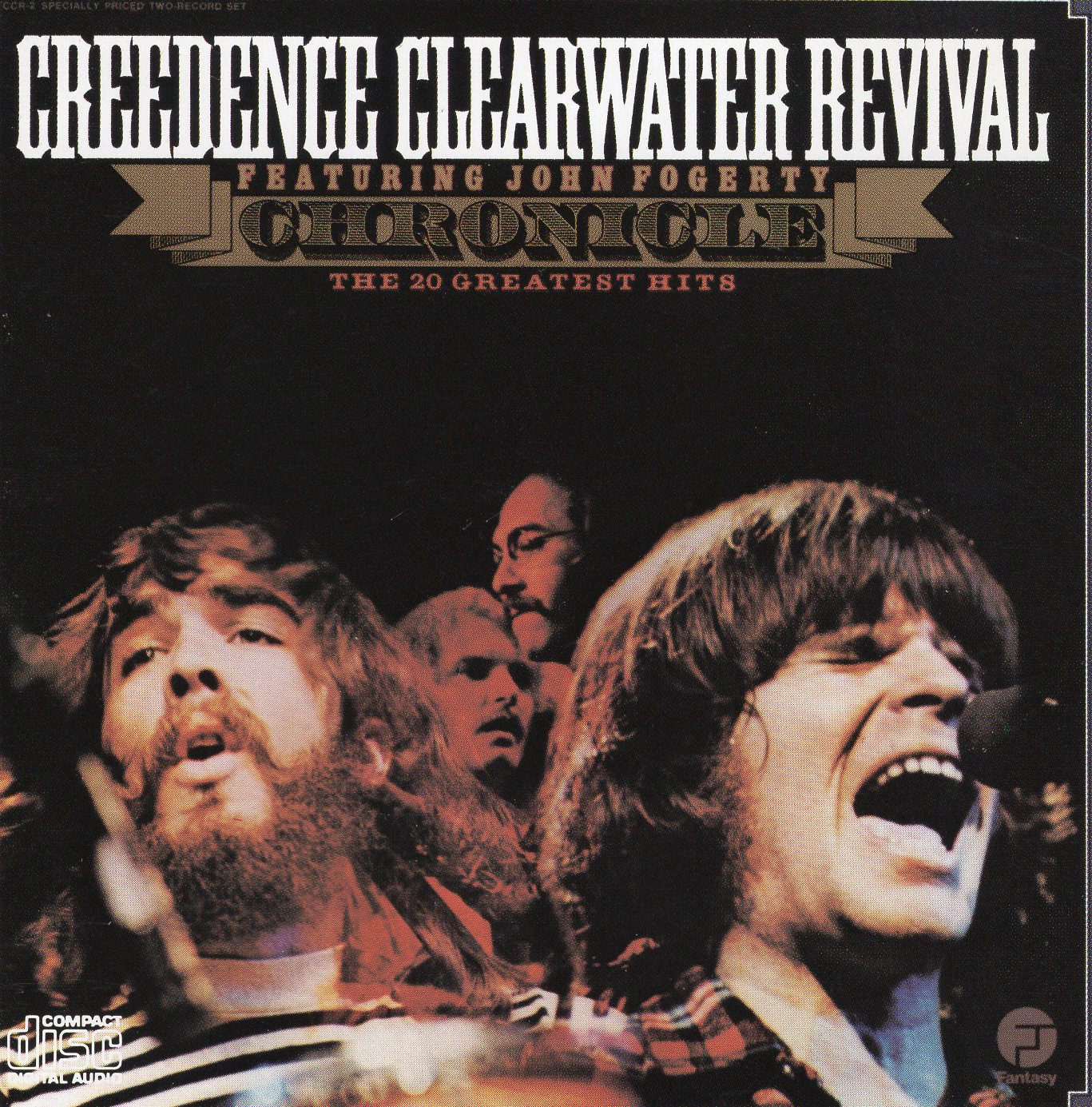 """Chronicle"" Creedence Clearwater Revival"