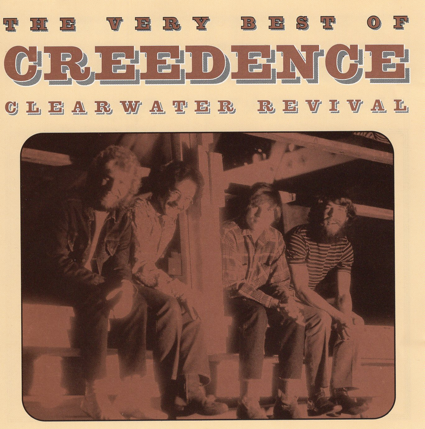 """The Very Best of Creedence Clearwater Revival"" Creedence Clearwater Revival"