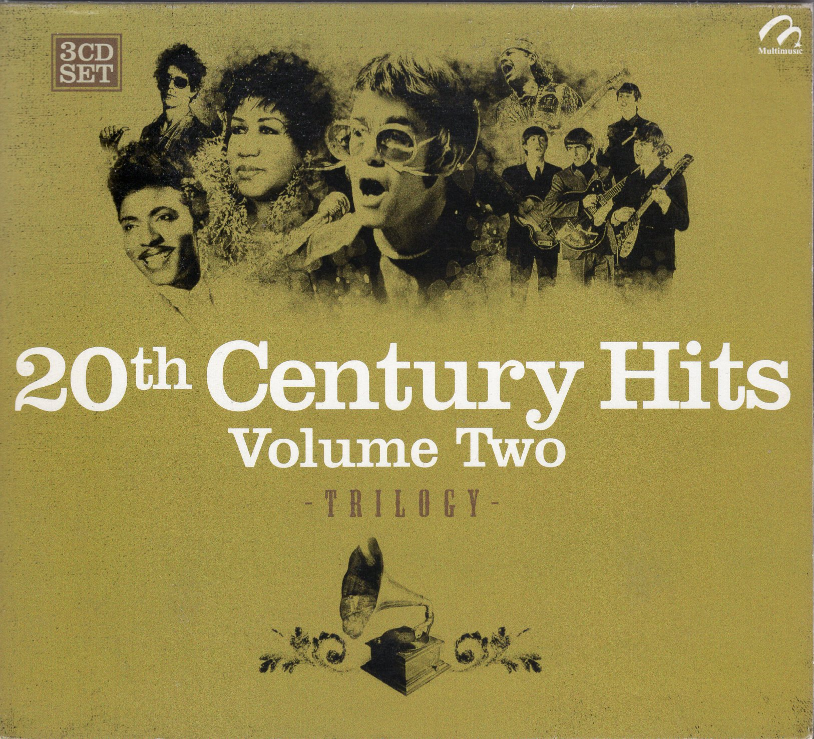 """20 Century Hits Volume Two"""