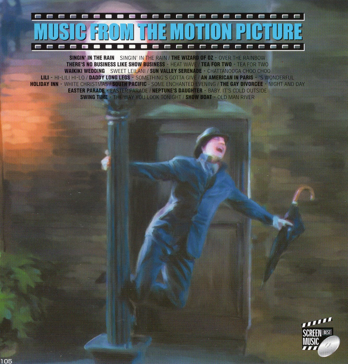 """Music From The Motion Picture"""