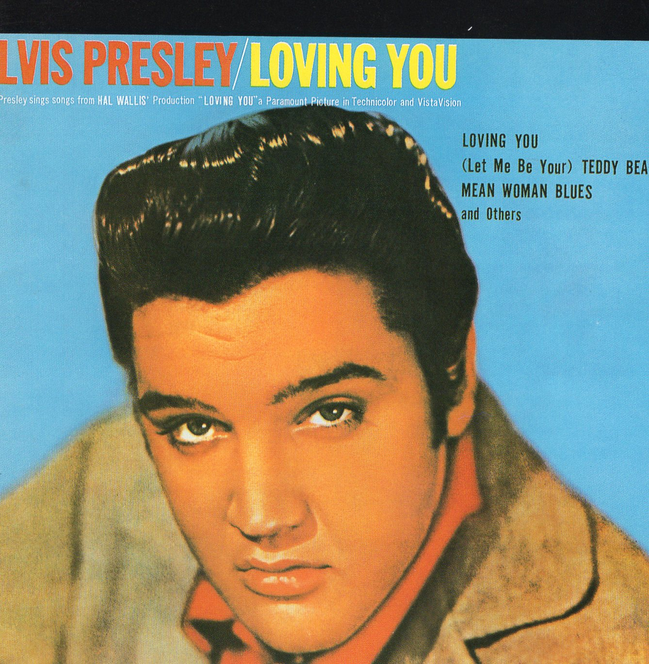 """Loving You"" Elvis Presley"