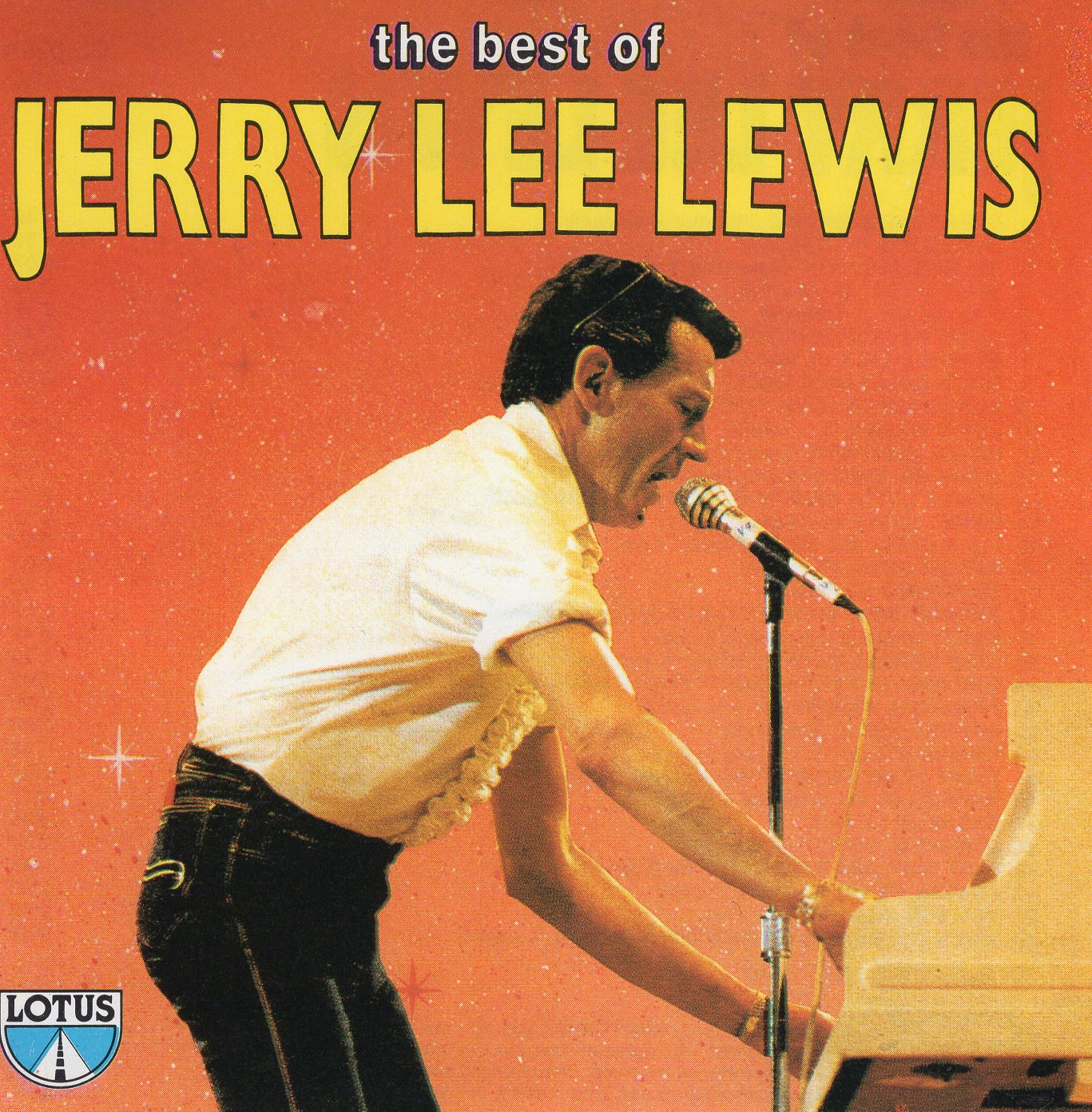 """The Best of Jerry Lee Lewis"" Jerry Lee Lewis"
