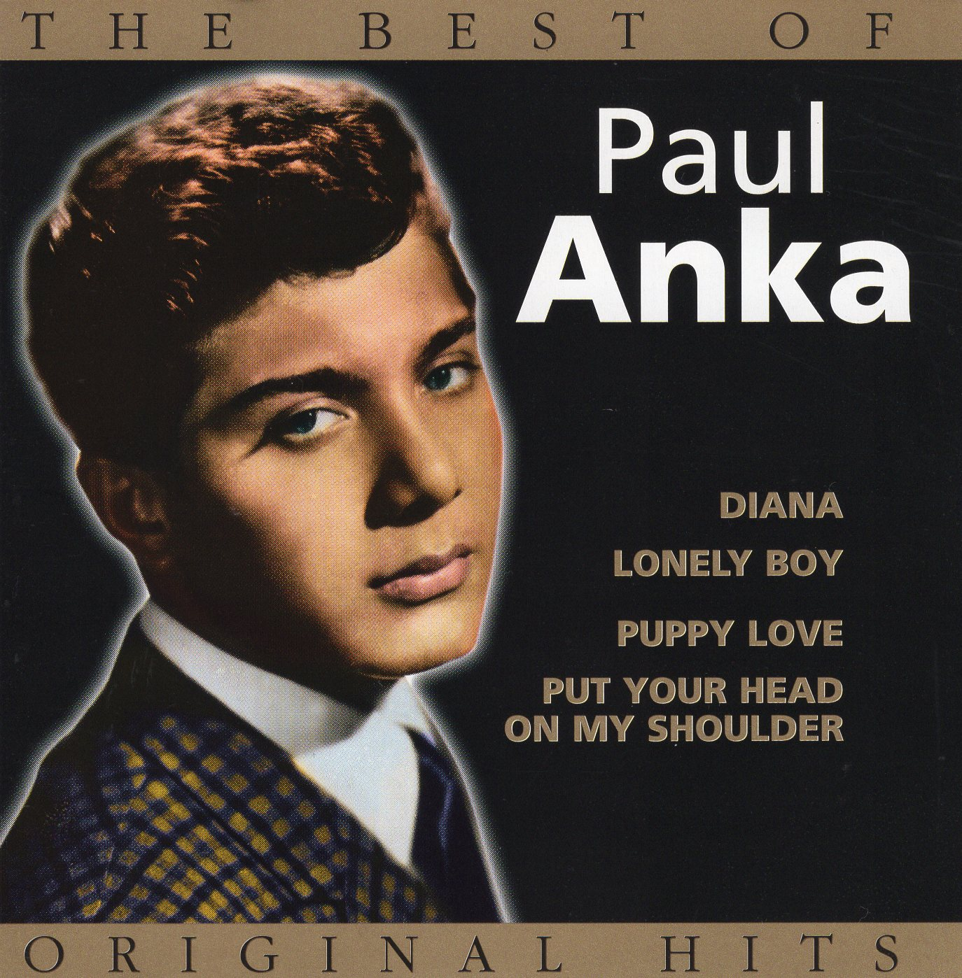 """The Best of Paul Anka"" Paul Anka"