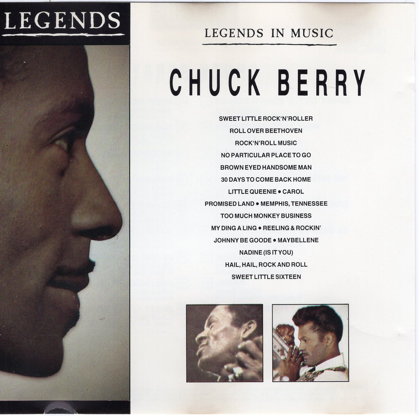 """Legend In Music"" Chuck Berry"