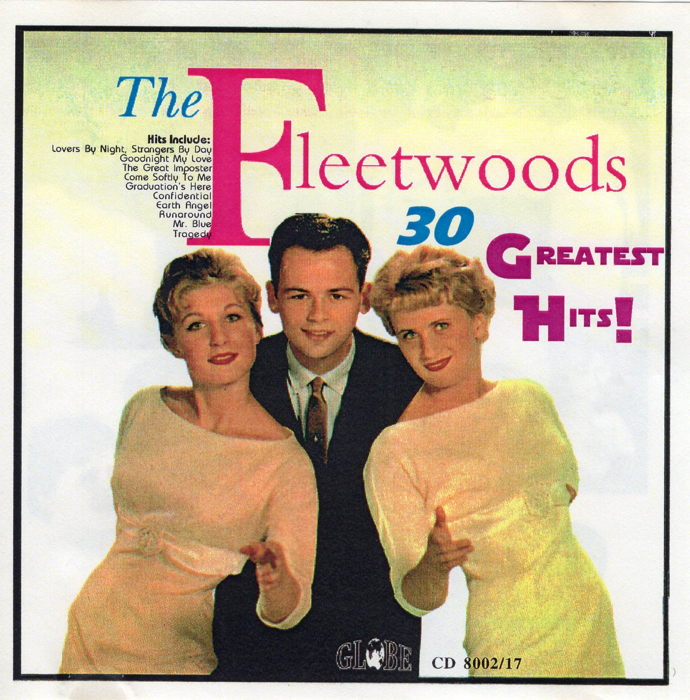 """The Fleetwoods 30 Greatest Hits!"" The Fleetwoods"