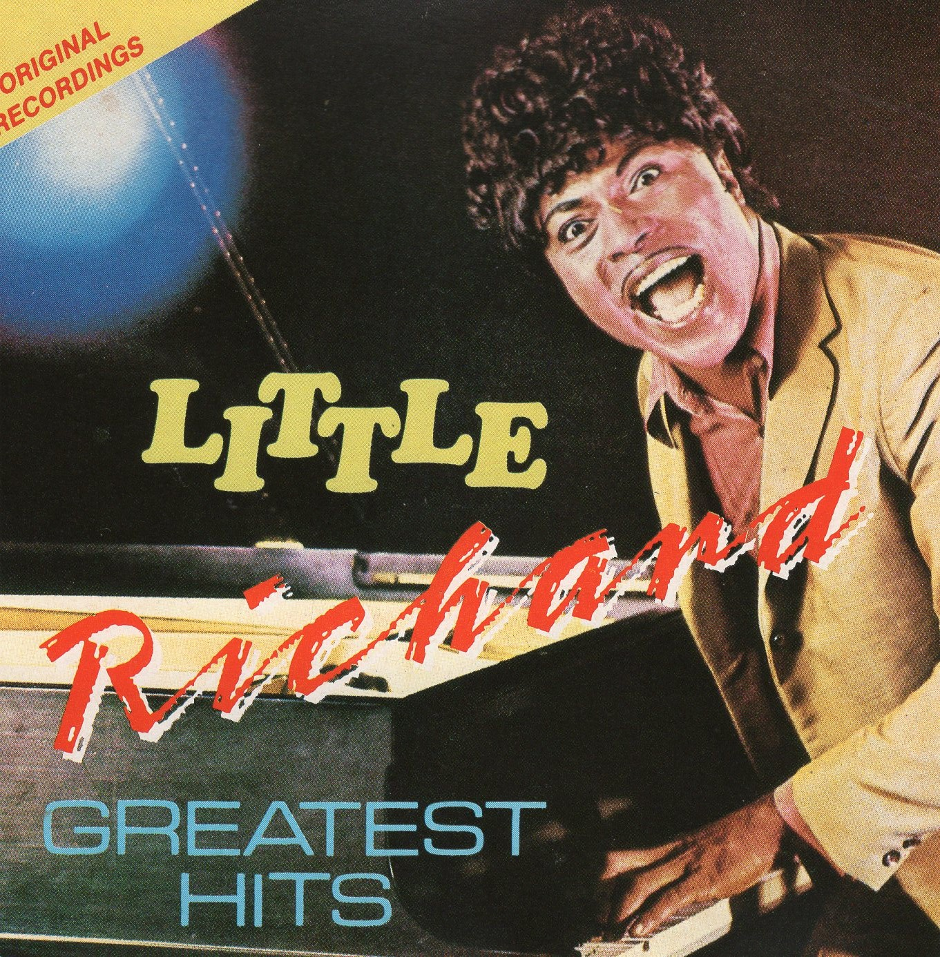 """Little Richard Greatest Hits"" Little Richard"