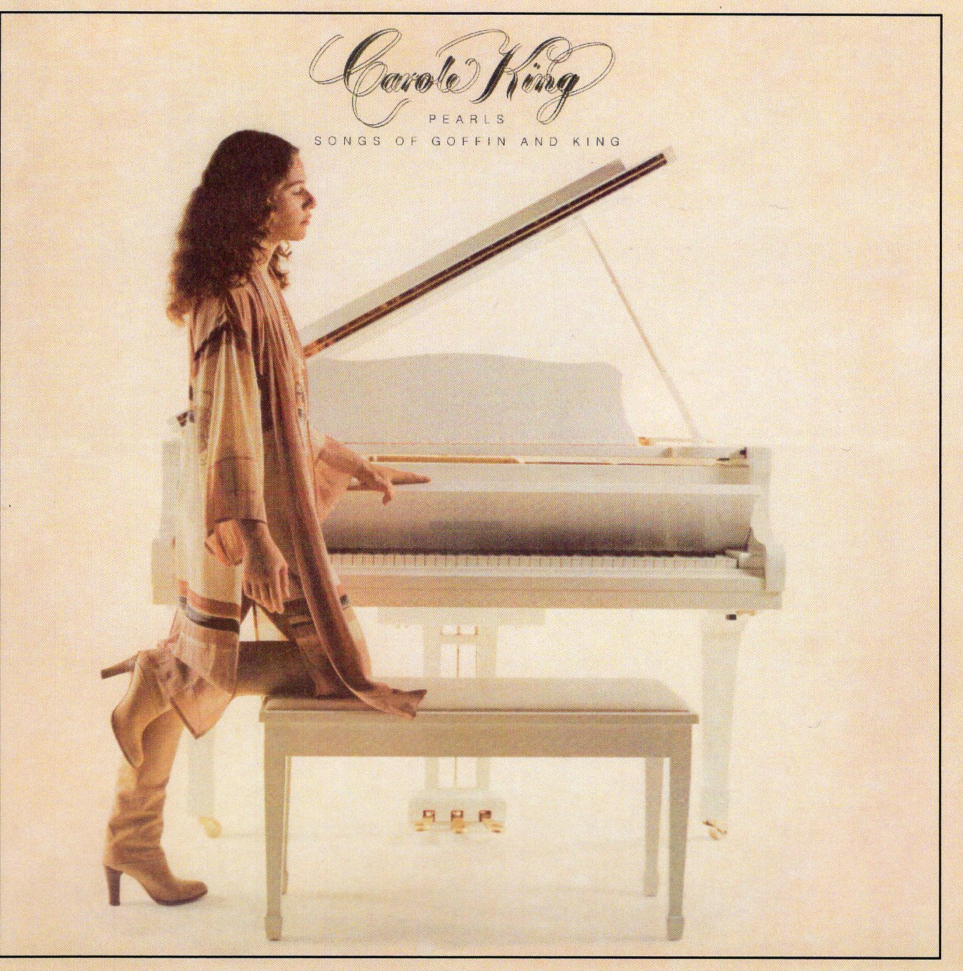 """Pearls: Songs of Goffin & King "" Carole King"