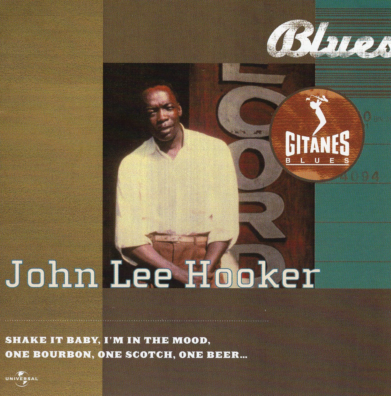 """Blues"" John Lee Hooker"