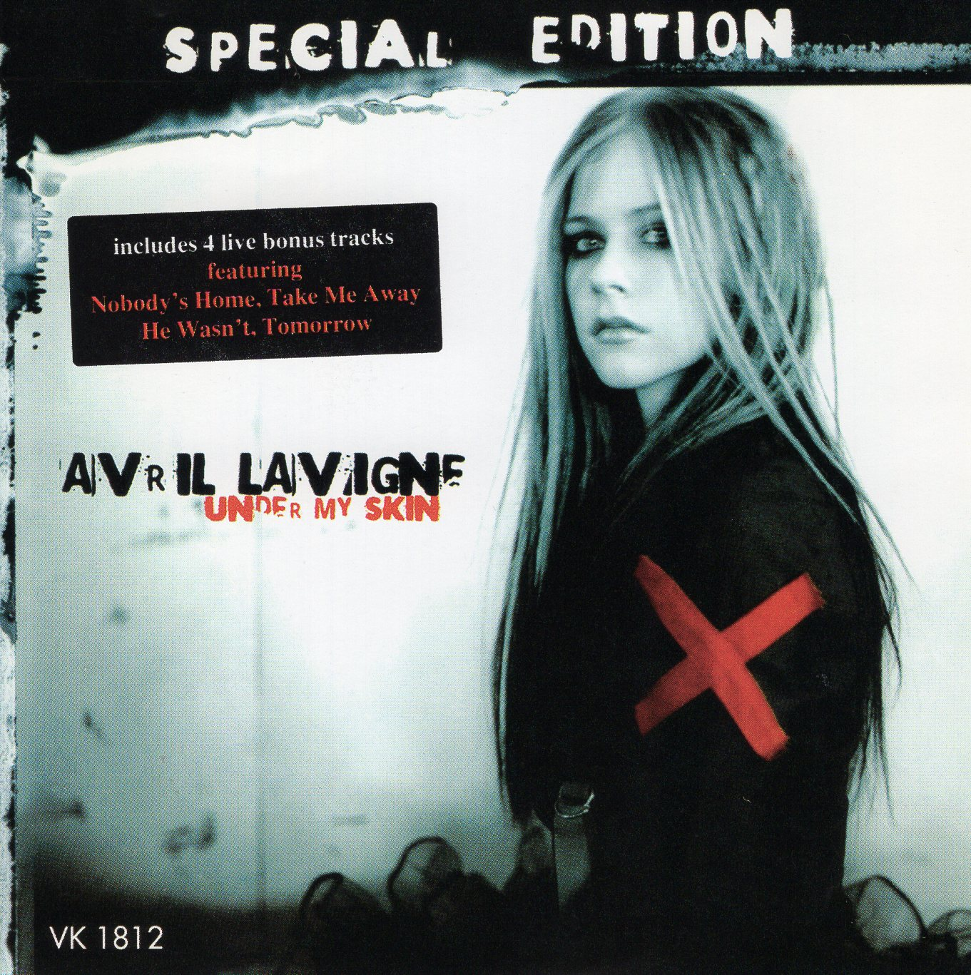 """Under My Skin"" Avril Lavigne"