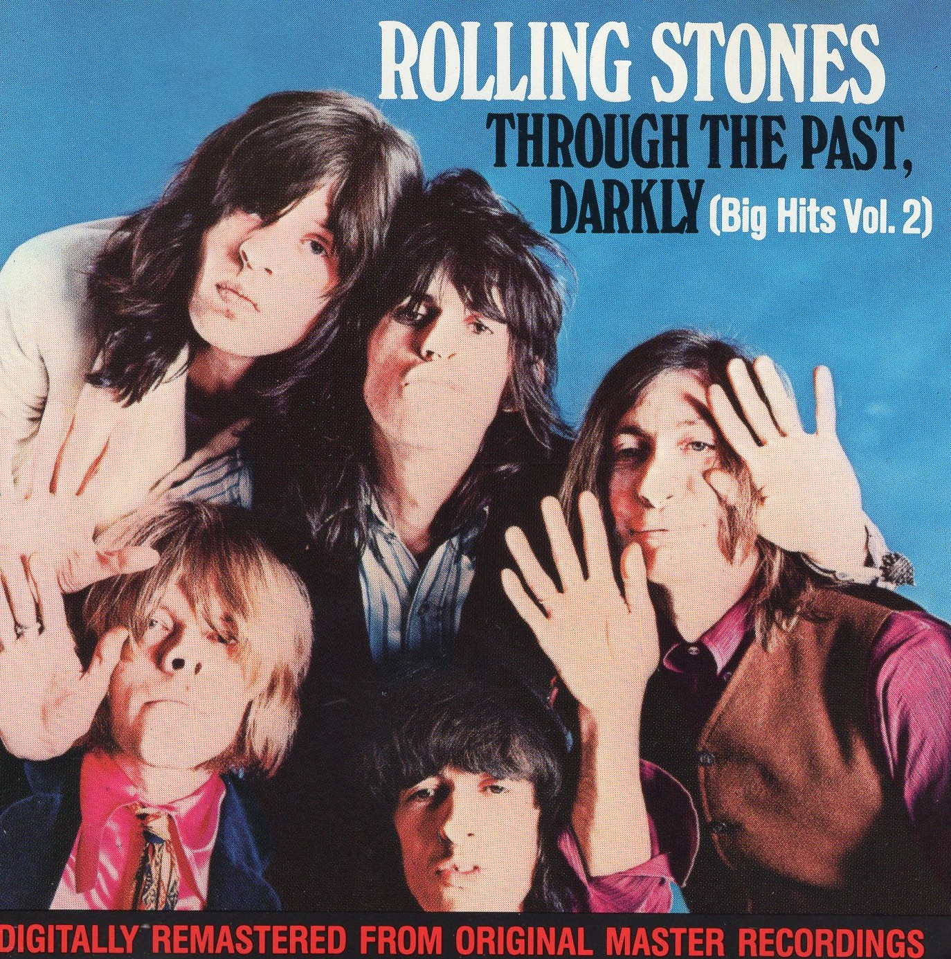 """Through The Past, Darkly"" The Rolling Stones"