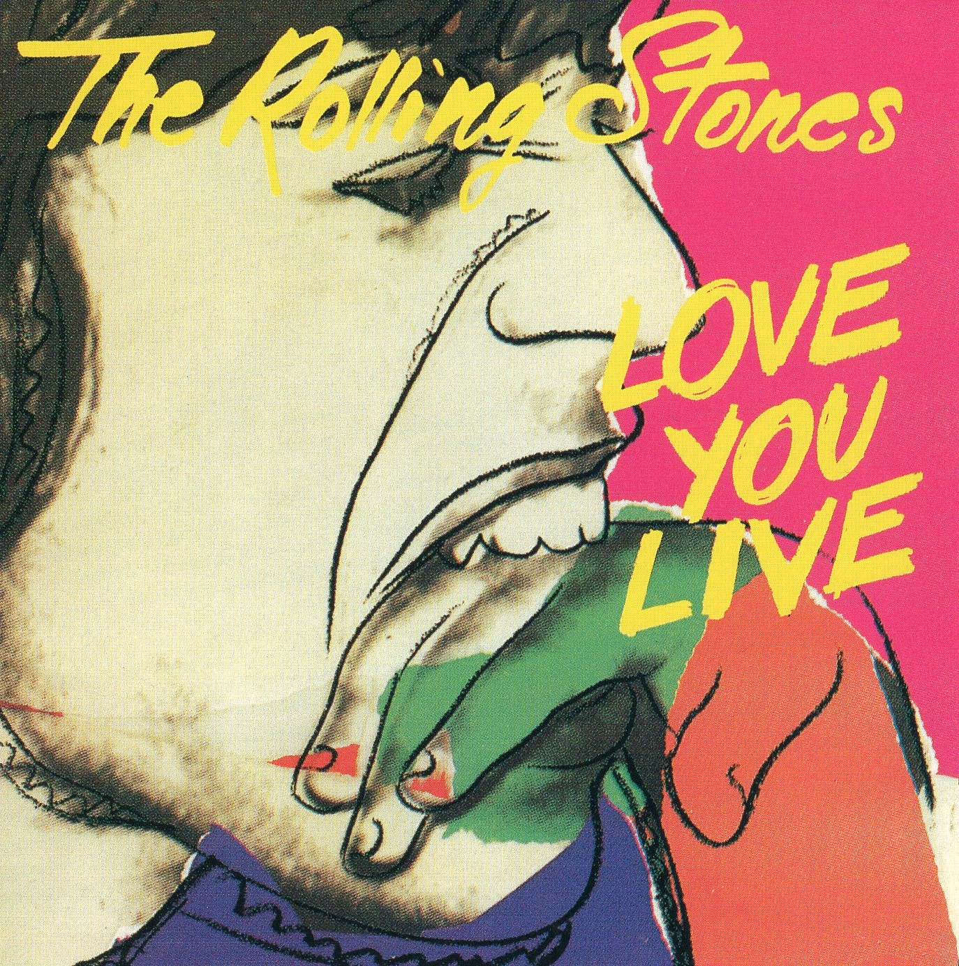 """Love You Live"" The Rolling Stones"