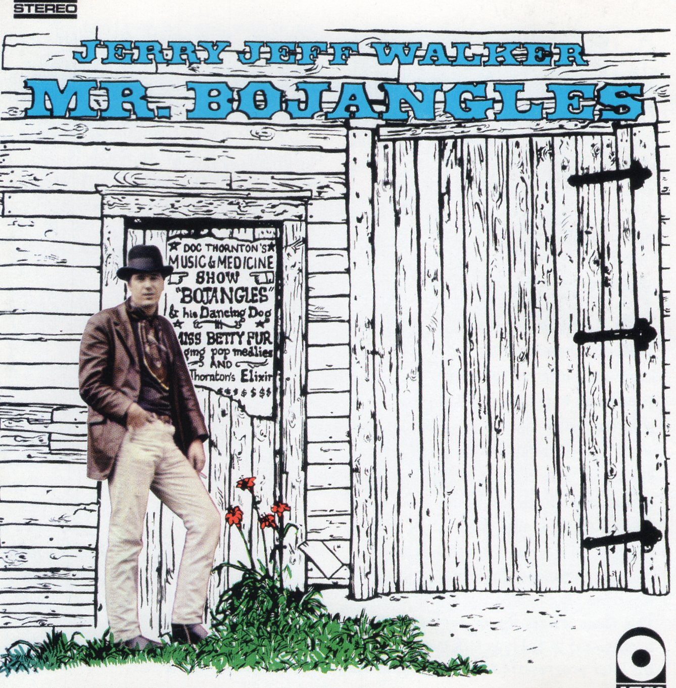 """Mr. Bojangles"" Jerry Jeff Walker"