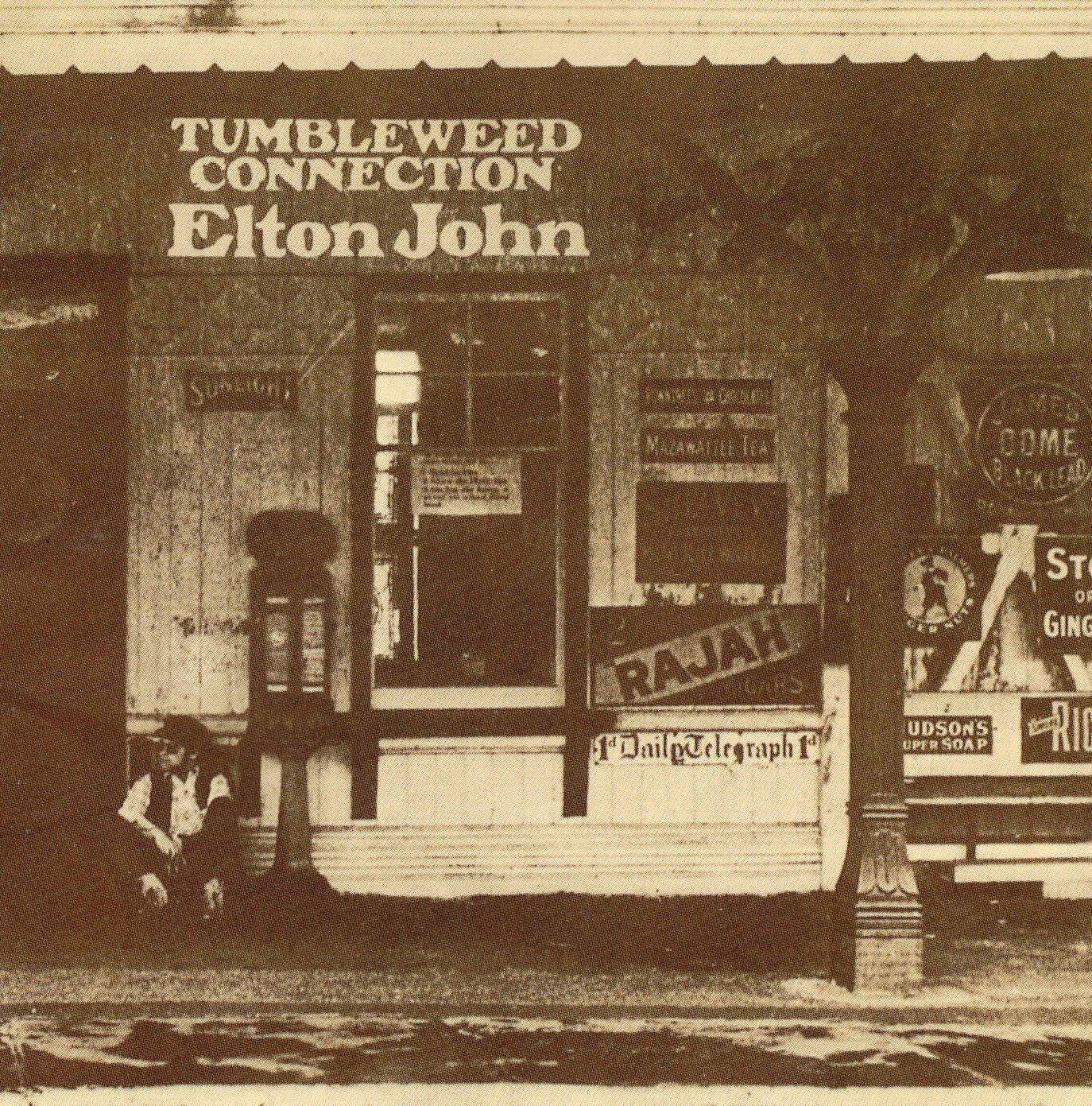 """Tumbleweed Connection"" Elton John"