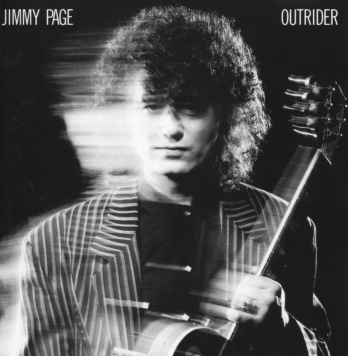 """Outrider"" Jimmy Page"