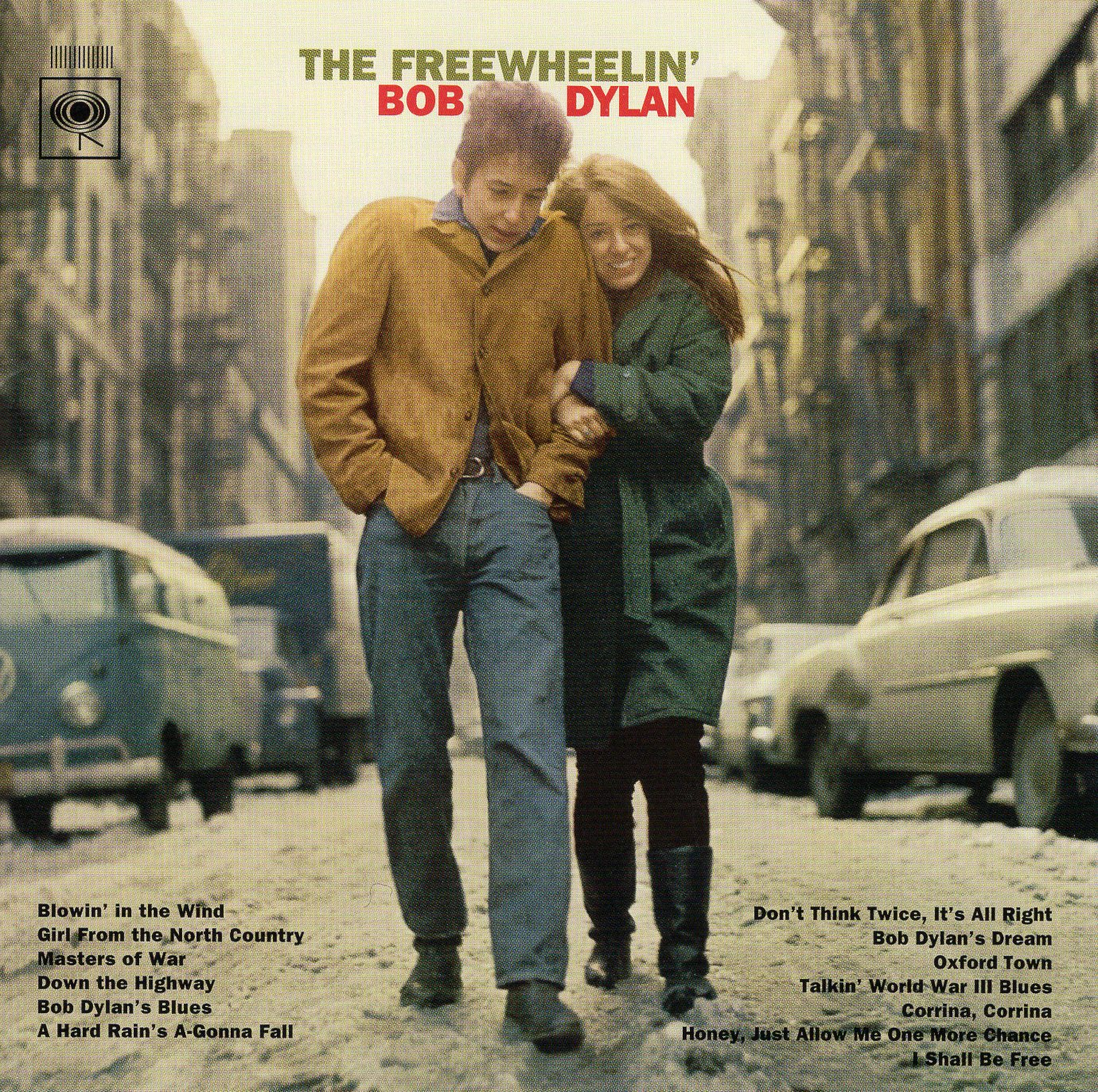 """The Freewheelin'"" Bob Dylan"