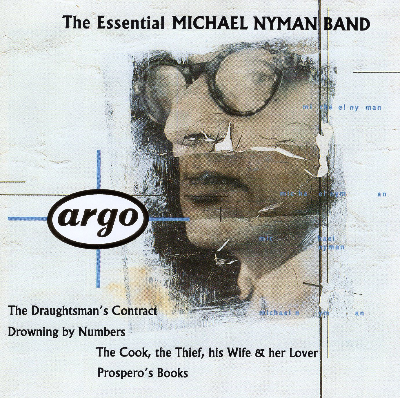 """The Essential Michael Nyman Band"" Michael Nyman"