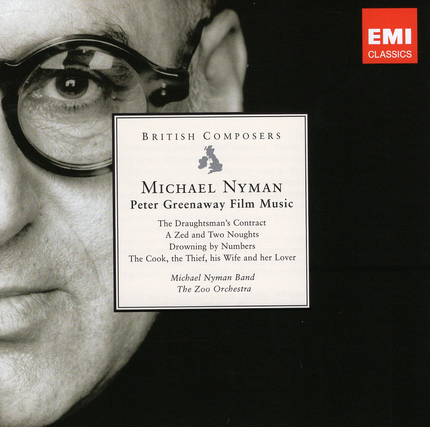 """Peter Greenaway Film Music"" Michael Nyman"