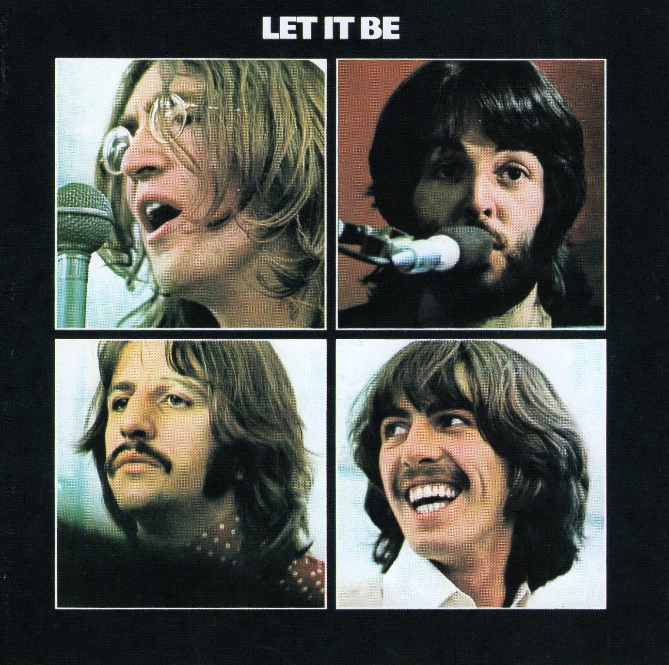 """Let It Be"" The Beatles"