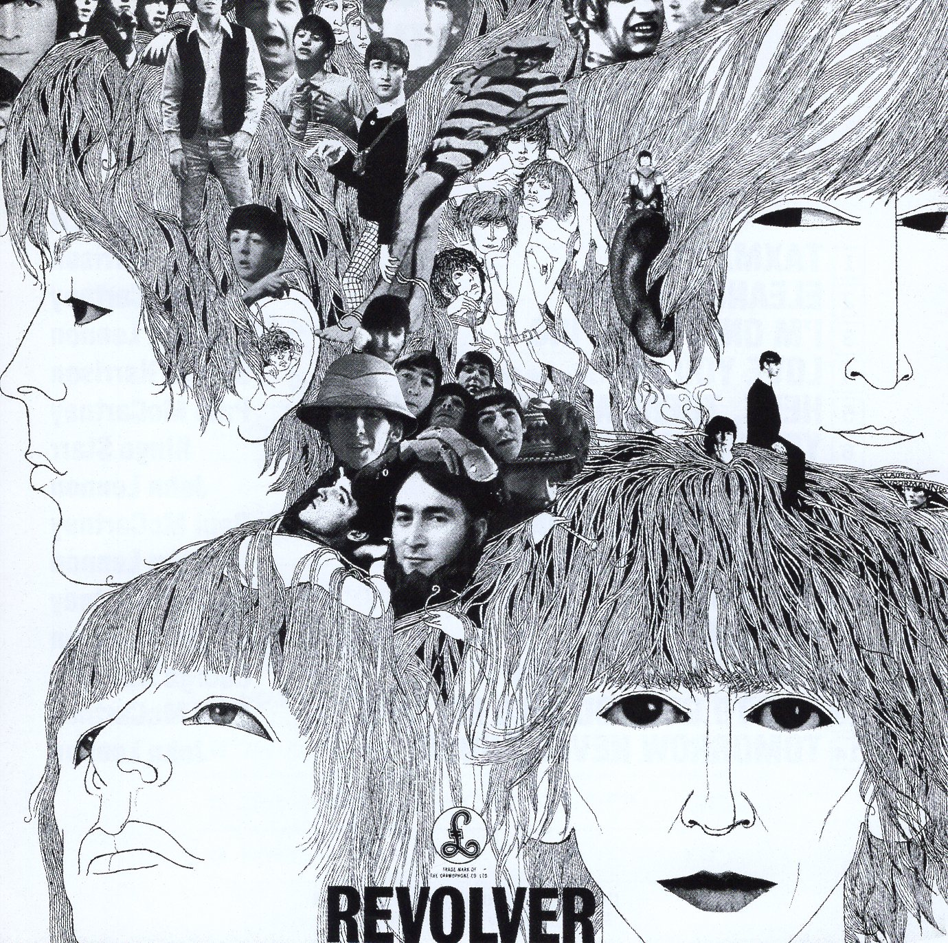 """Revolver"" The Beatles"
