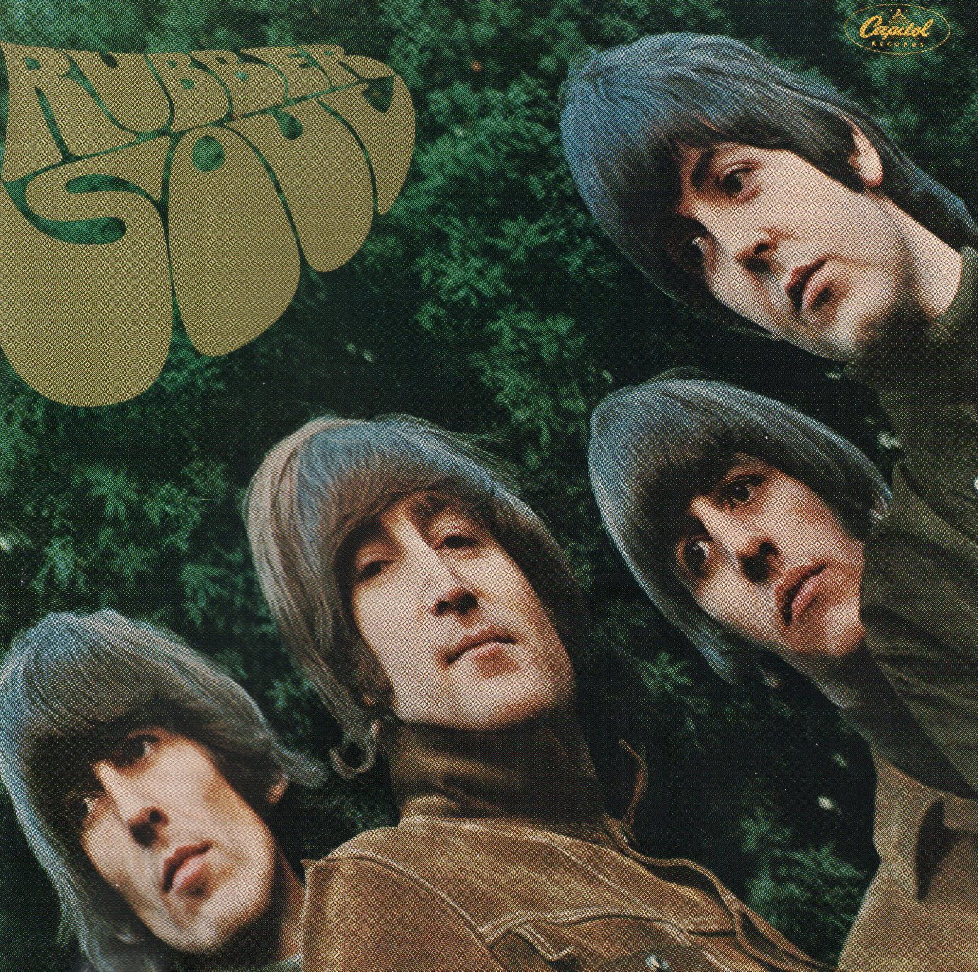 """Rubber Soul"" The Beatles"