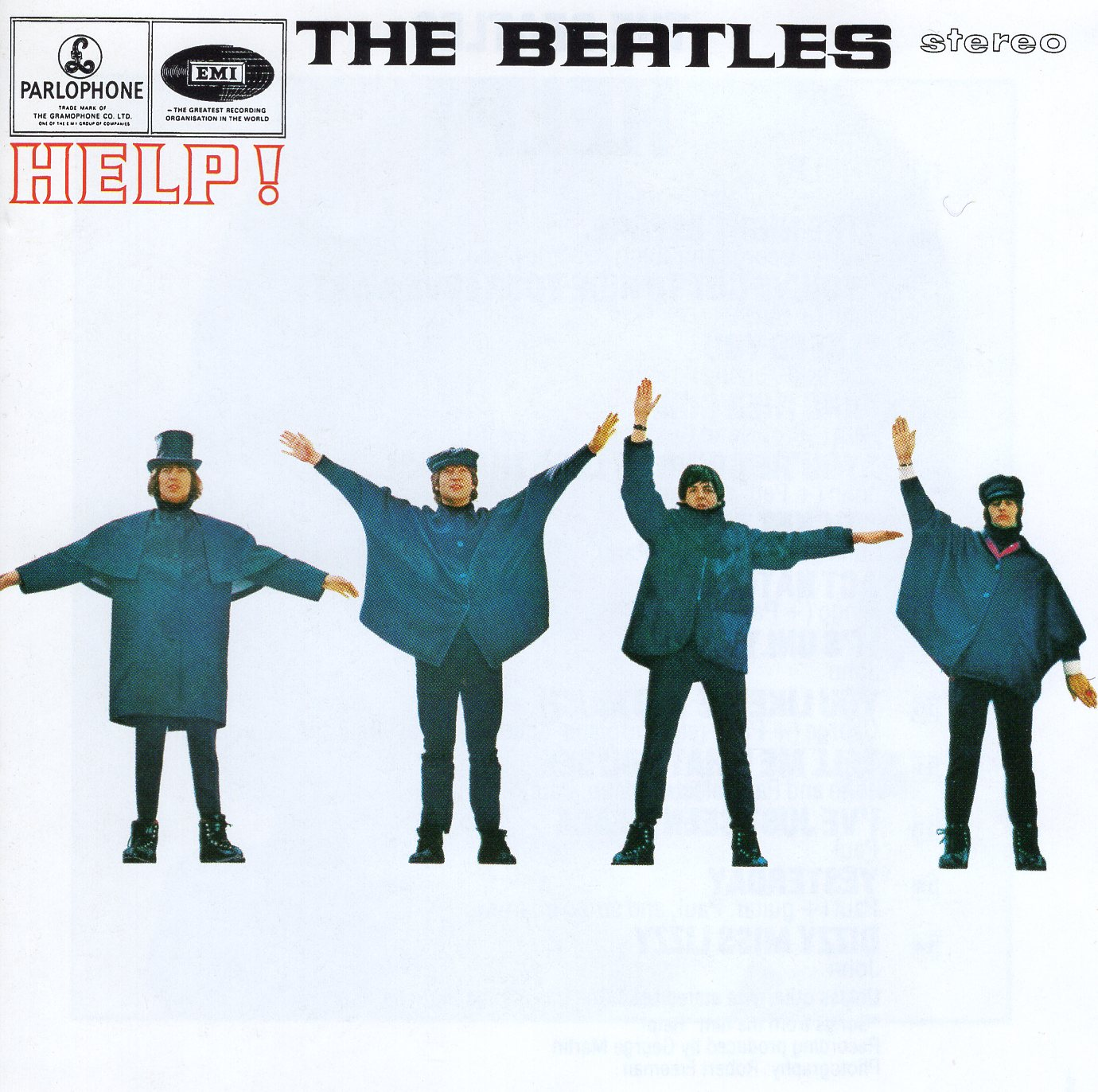 """Help!"" The Beatles"
