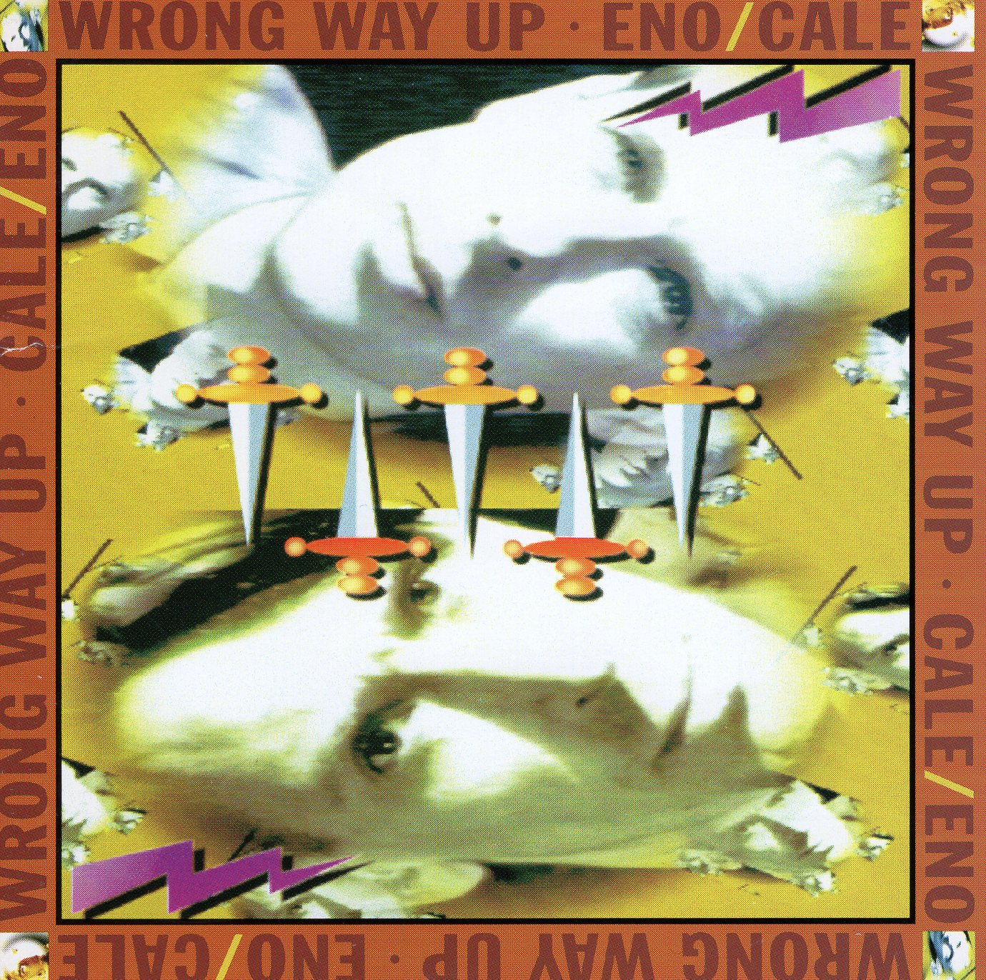 """Wrong Way Up"" Brian Eno, John Cale"