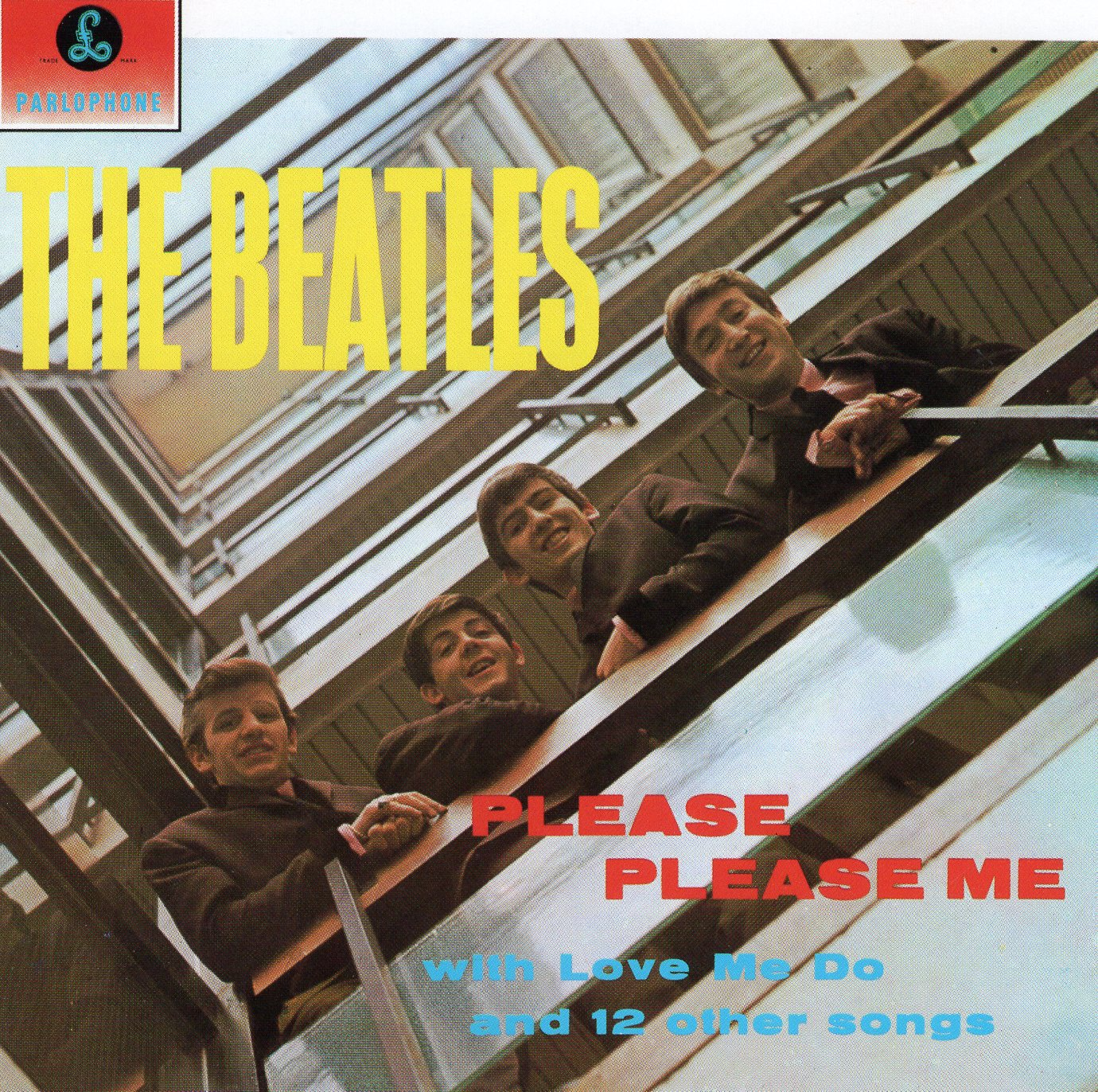 """Please Please Me"" The Beatles"