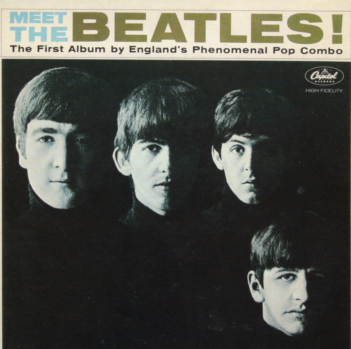 """Meet the Beatles!"" The Beatles"