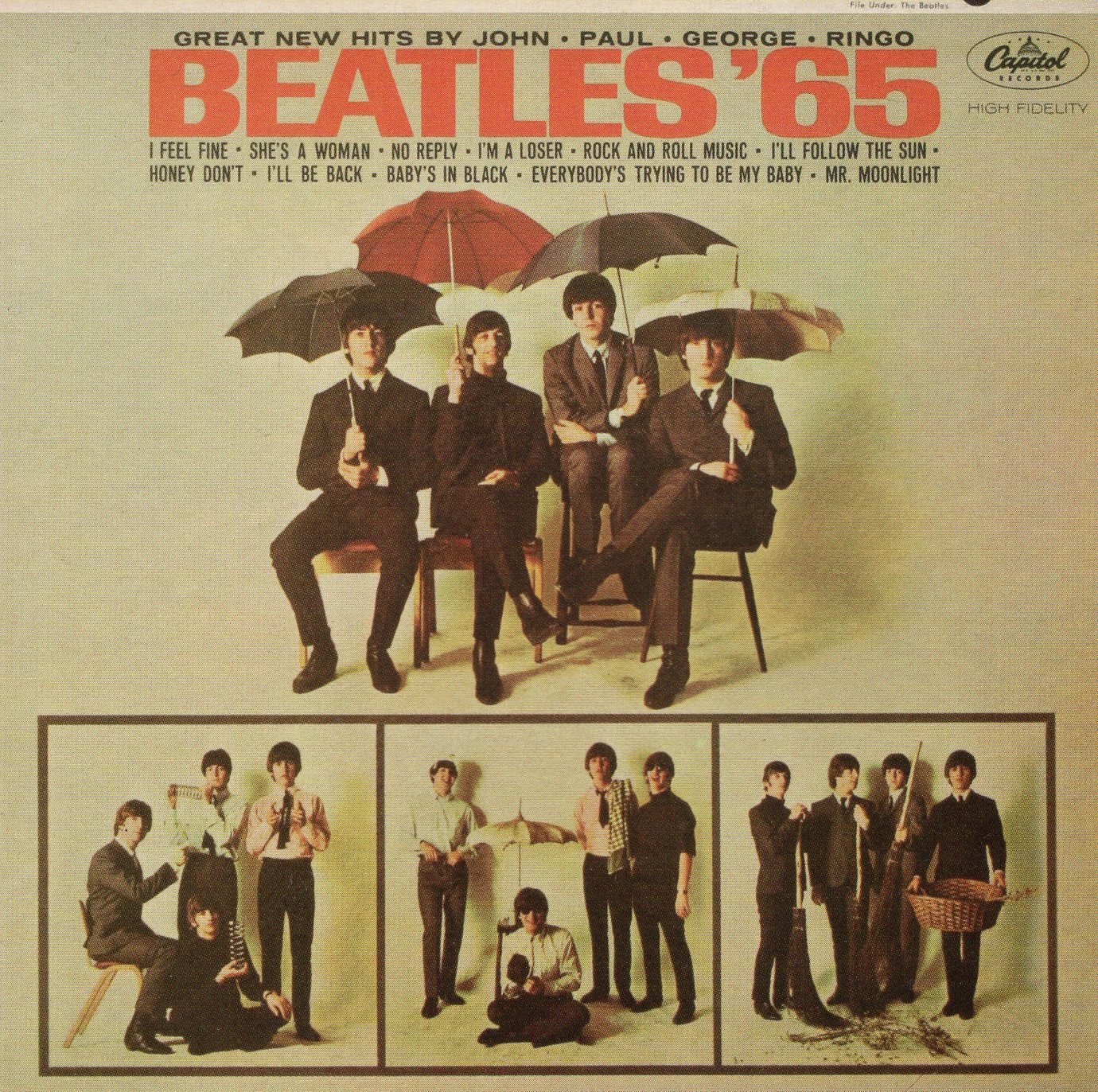 """Beatles'65"" The Beatles"