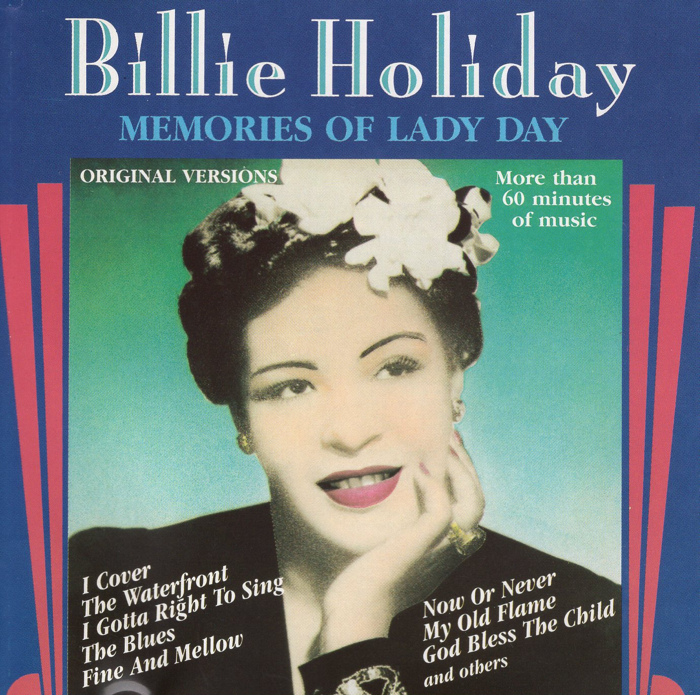 """Memories of Lady Day"" Billie Holiday"