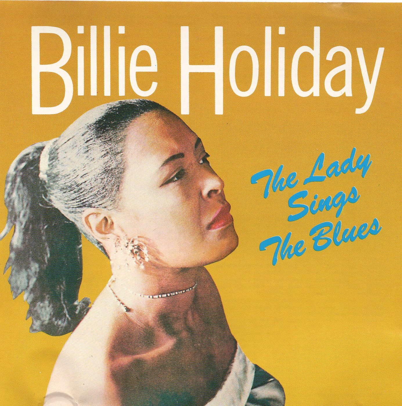 """The Lady Sings The Blues"" Billie Holiday"
