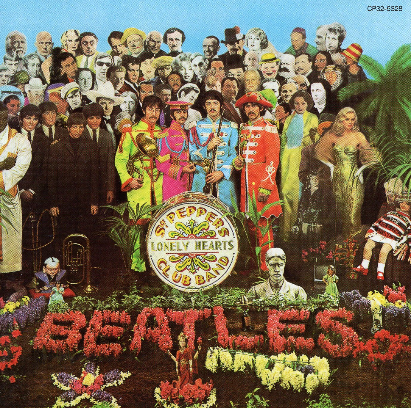 """Sgt. Pepper's Lonely Hearts Club Band"" The Beatles"