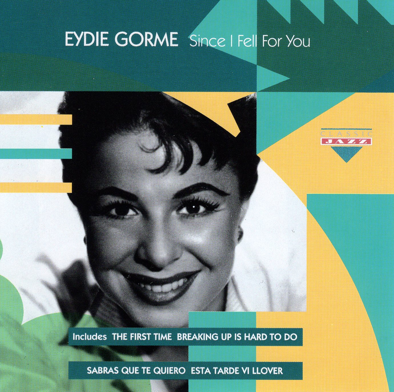 """Since I Fell For You"" Eydie Gorme"