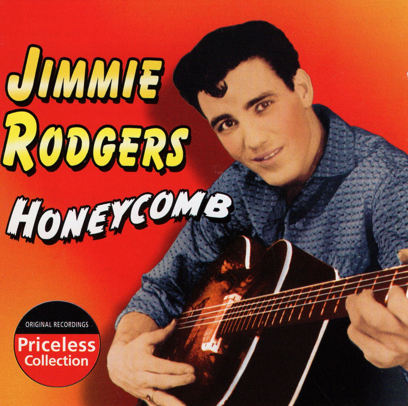 """Honeycomb"" Jimmie Rodgers"