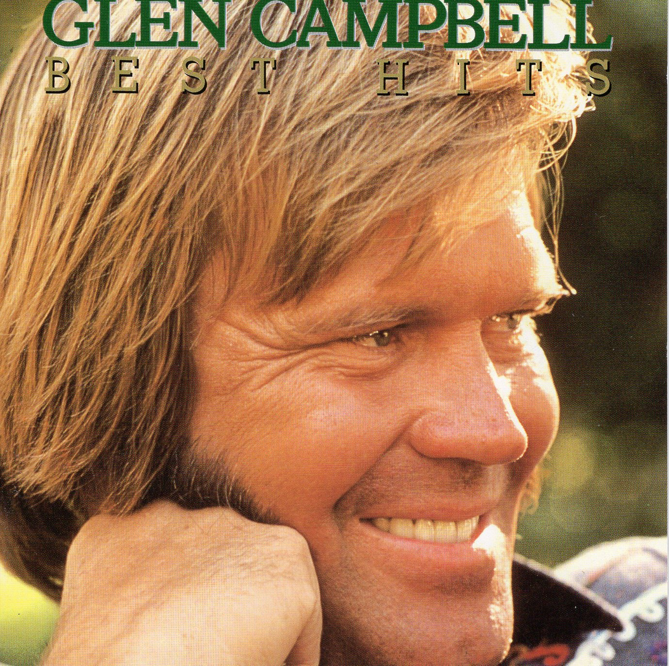 """Glen Campbell Great Hits"" Glen Campbell"