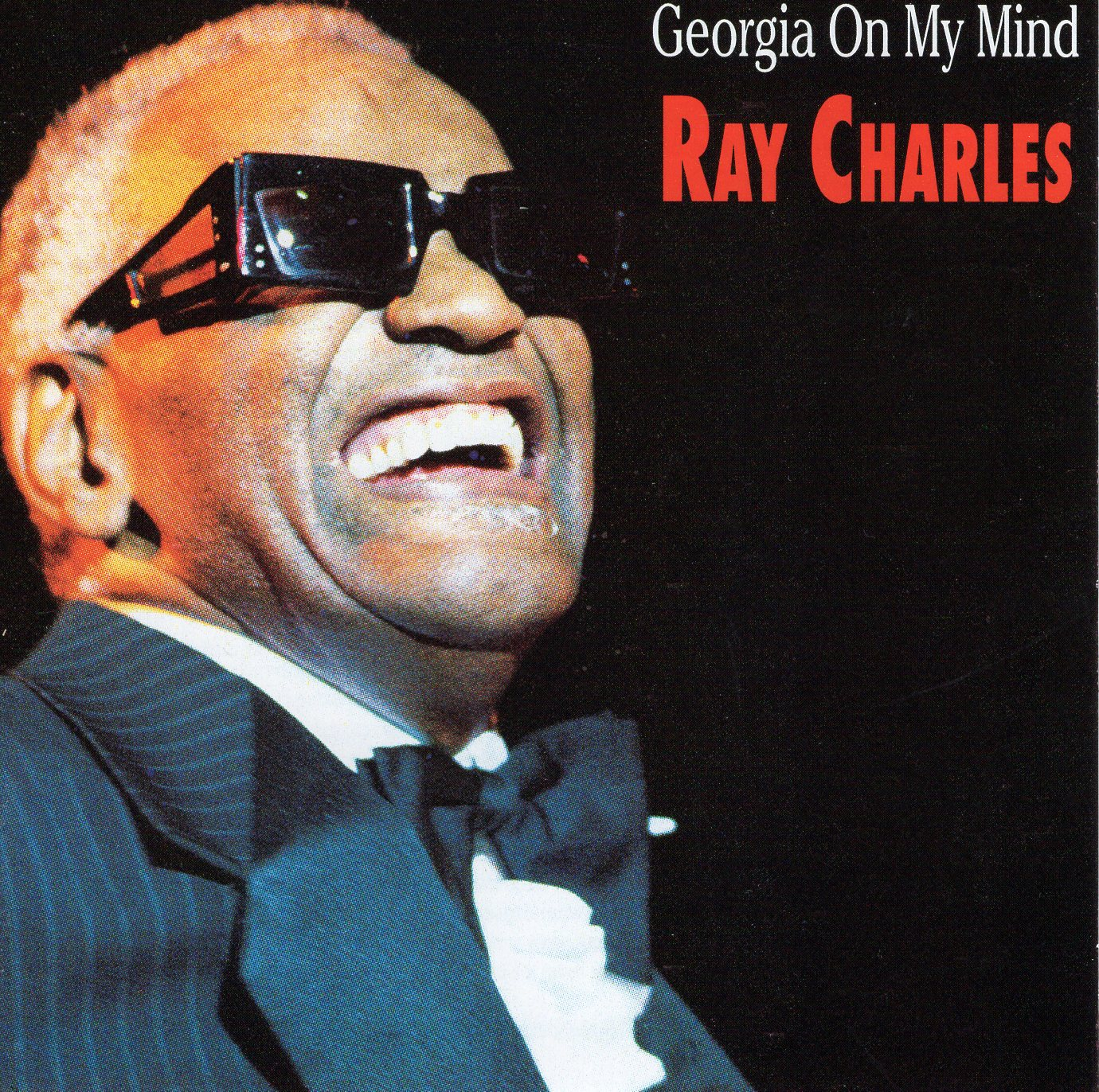 """Georgia On My Mind"" Ray Charles"