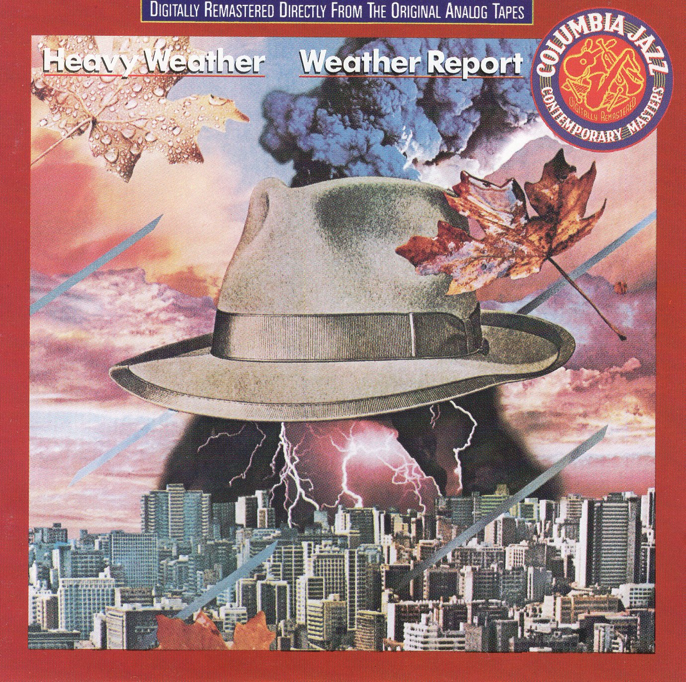 """Heavy Weather"" Weather Report"