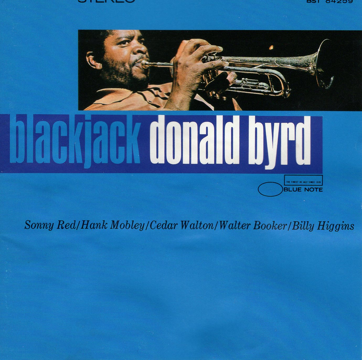 """Blackjack"" Donald Byrd"