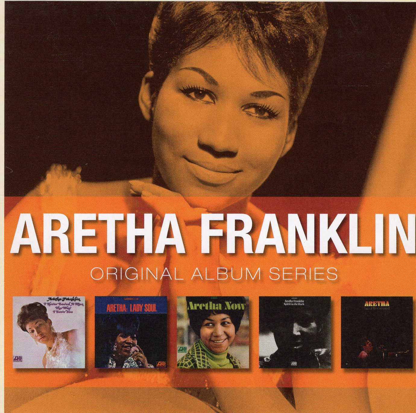 """Aretha Franklin Original Album Aeries"" Aretha Franklin"