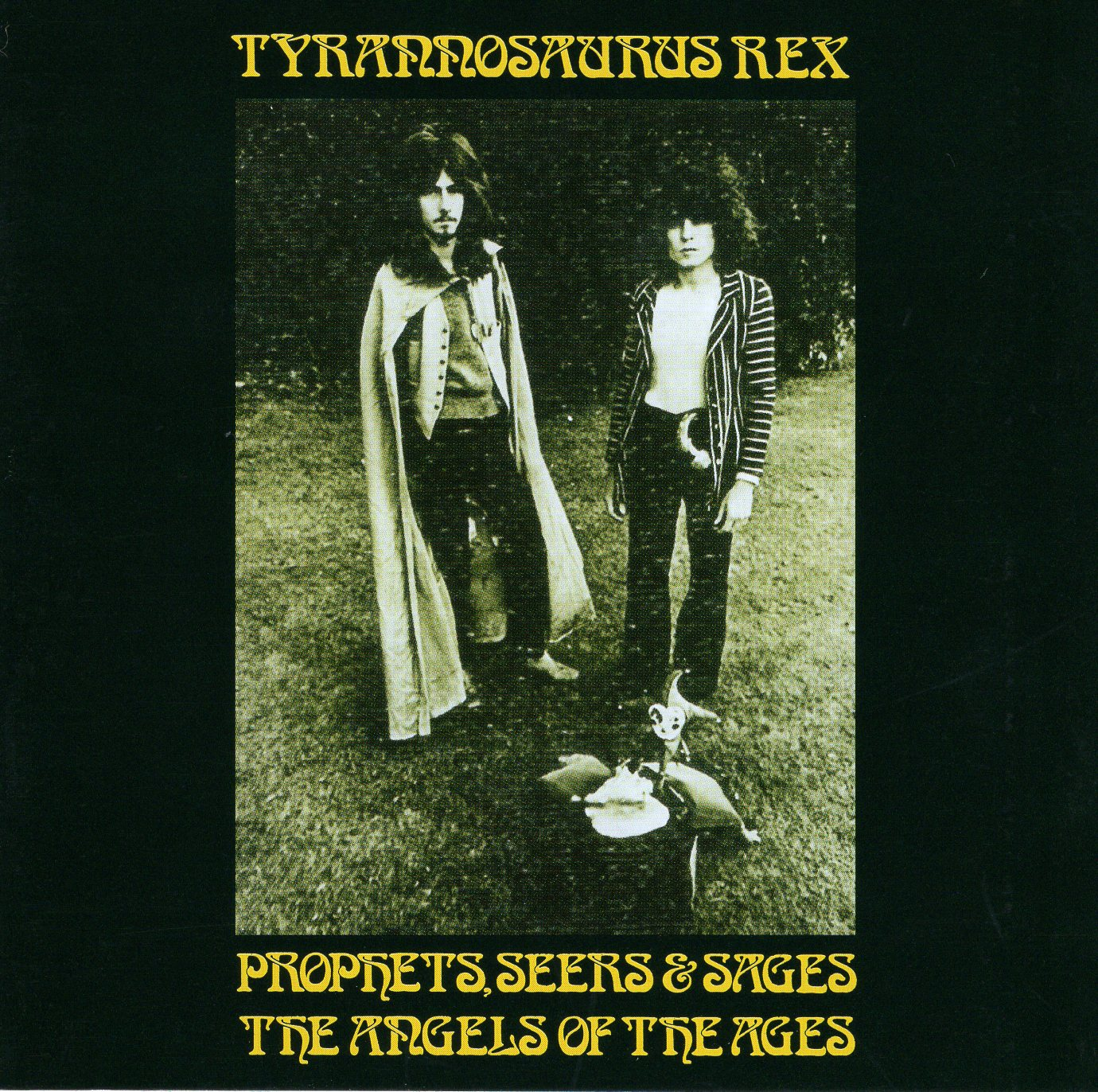 """Prophets, Seers & Sages: The Angels of the Ages"" Tyrannosaurus Rex"