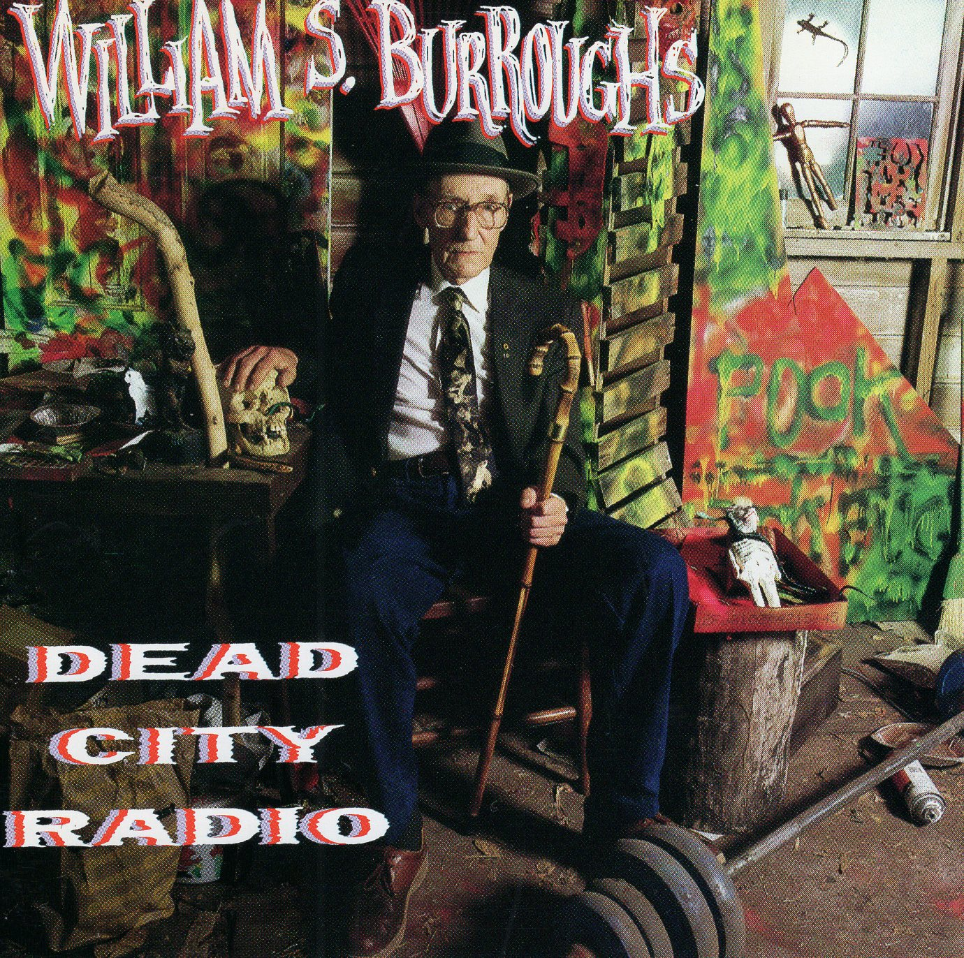 """Dead City"" William s.Burroughs"