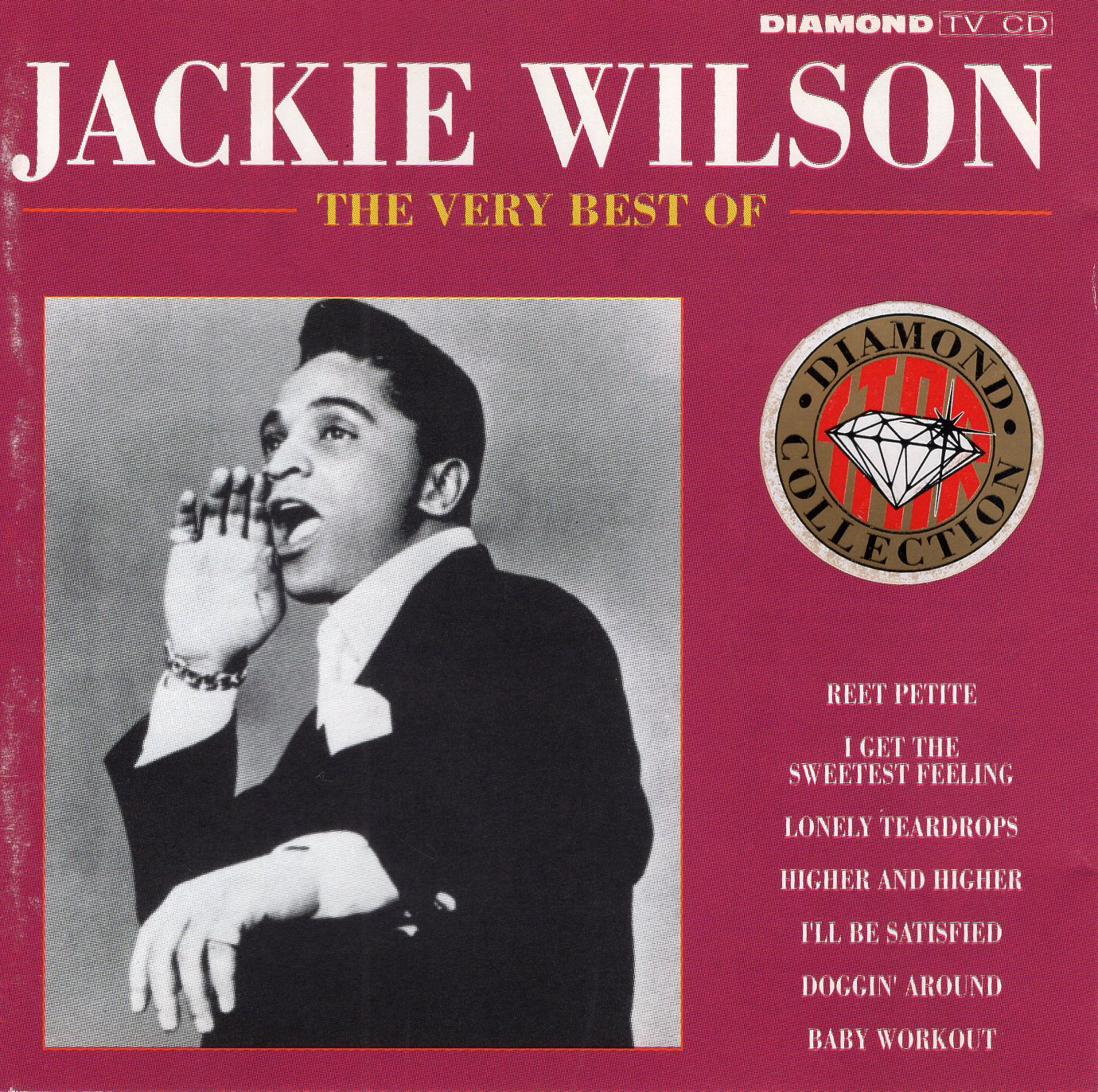 """The Very Best of Jackie Willson"" Jackie Wilson"