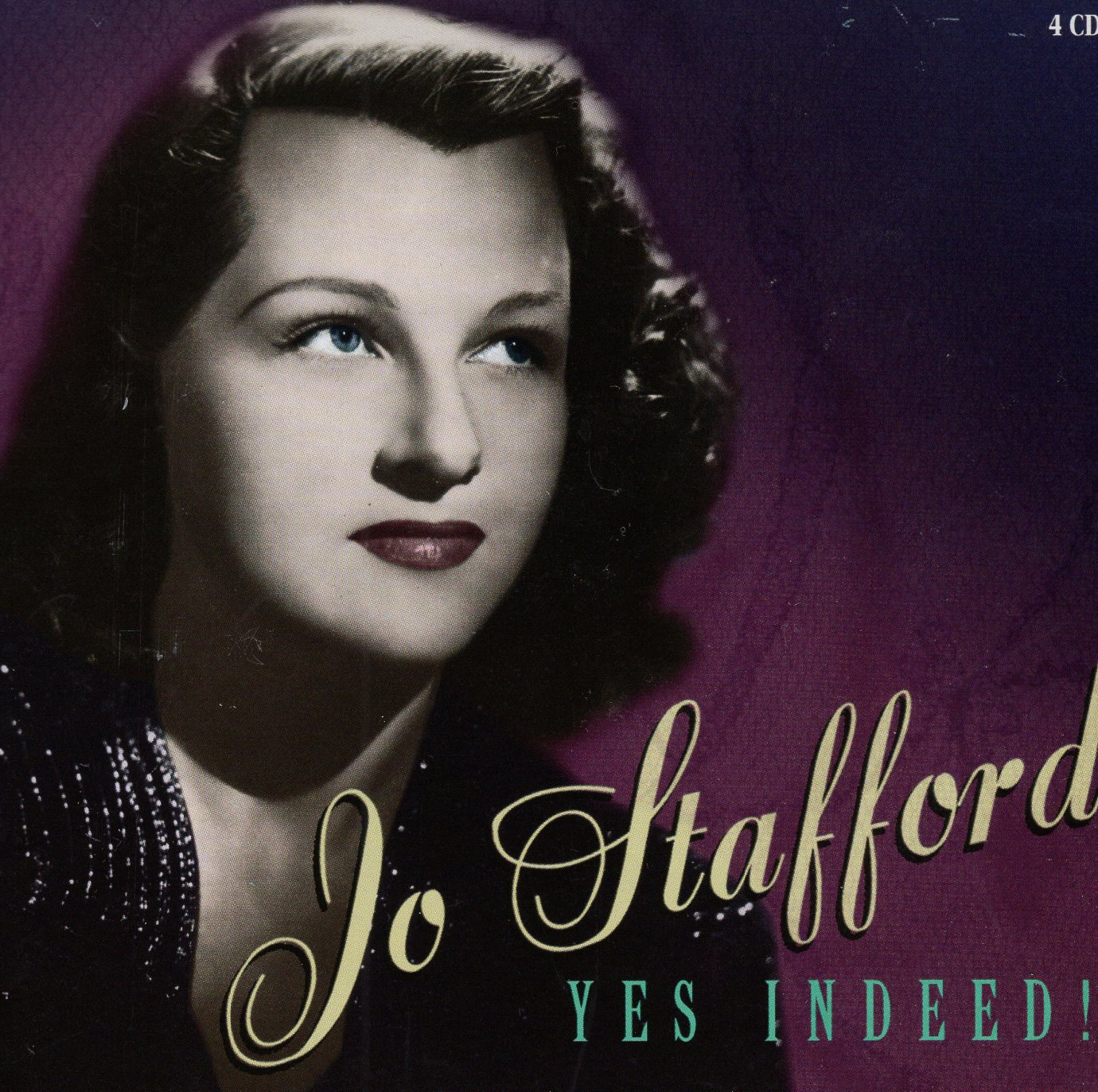 """Yes Indeed!"" Jo Stafford"