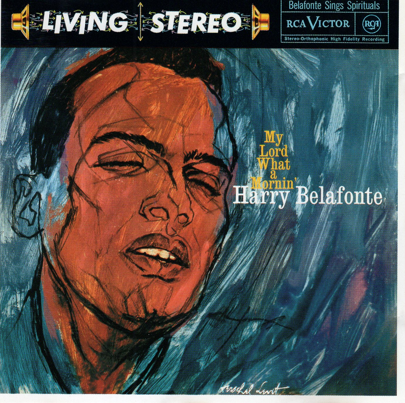 """My Lord What a Mornin' "" Harry Belafonte"