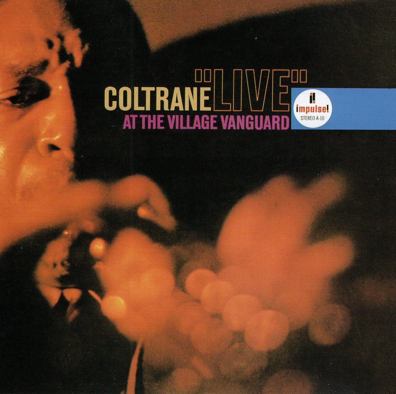 """Coltrane Live at The Village Vanguard"" John Coltrane"