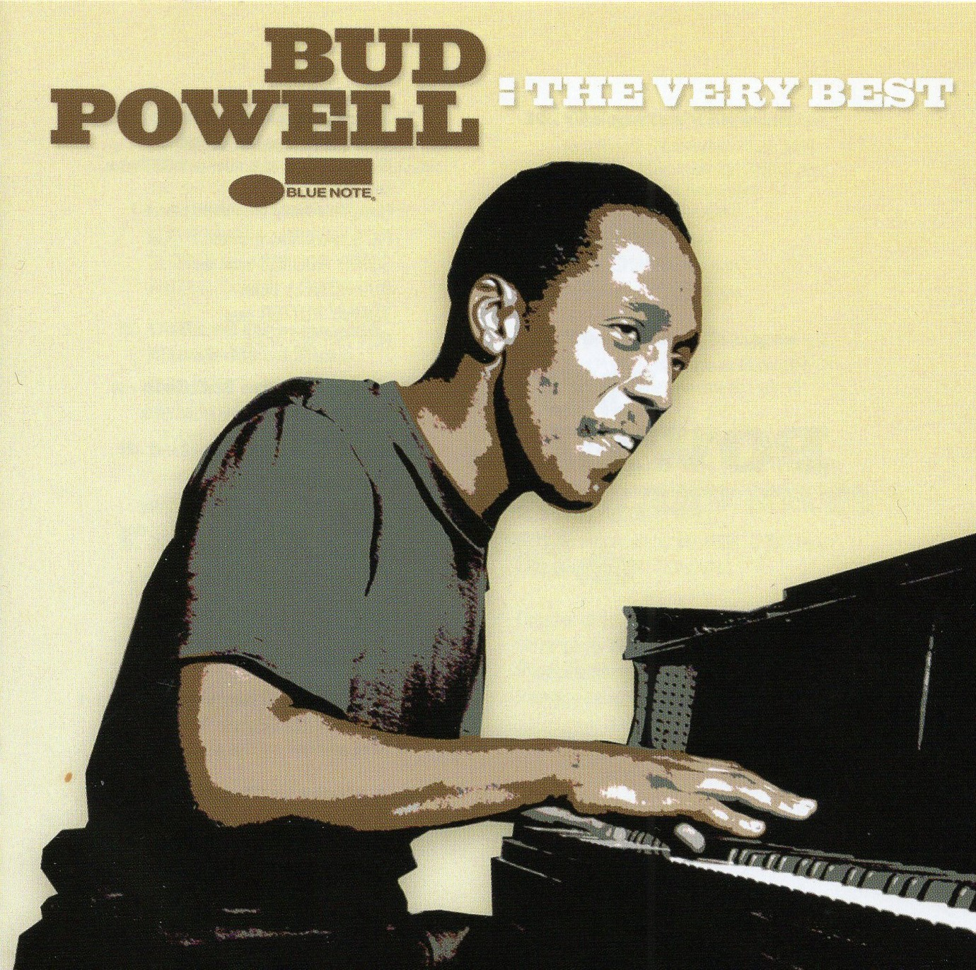 """Bud Powell: The Very Best"" Bud Powell"
